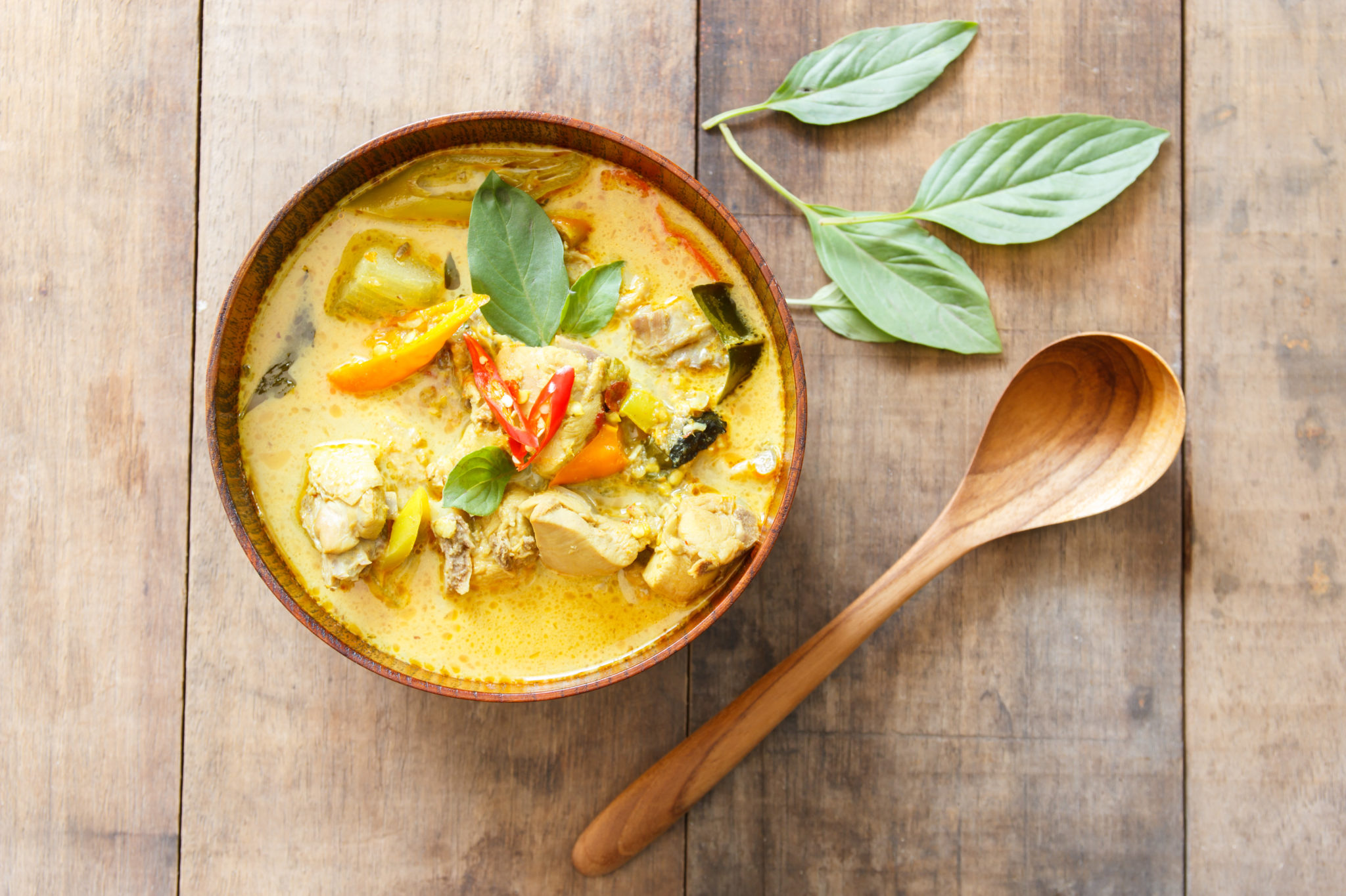 Indian Chicken Curry for a PCOS Diet